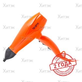 Профессиональный фен Harizma SPLASH оранжевый