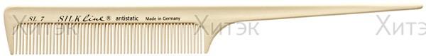 HERCULES Расчёска с хвостиком силиконовая 203мм