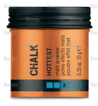 CHALK - Пудра для волос с матовым эффектом (10 гр)