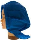 Шапочка для химической завивки PLASTI-CAP VELCRO синяя