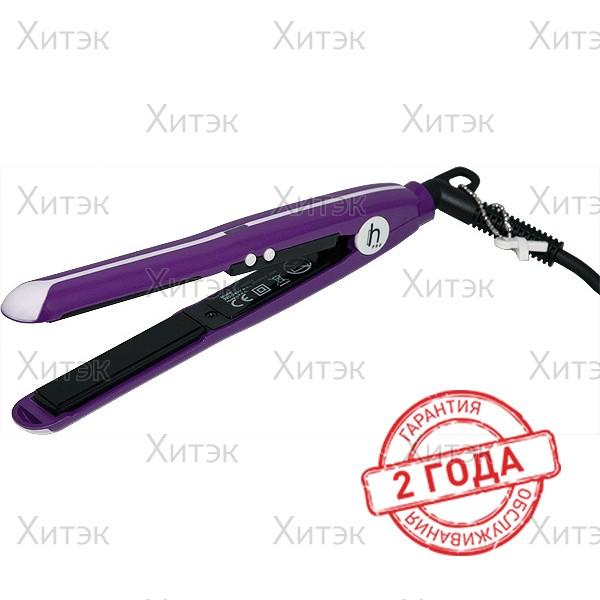 Щипцы для выпрямления волос Accent фиолетовые