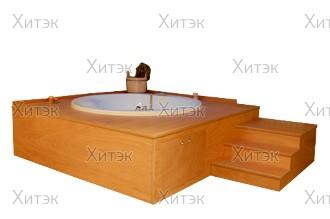 Гидромассажная ванна HYDROLIFE SINGLE