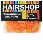 Резинки силиконовые, оранжевые