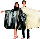 Пеньюар серый 150х138 см