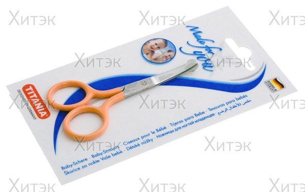 TITANIA Ножницы для ногтей детские