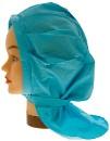 Шапочка для химической завивки PLASTI-CAP VELCRO голубая