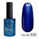 BAL Гель-лак каучуковый 330 Ультрафиолет, 11мл
