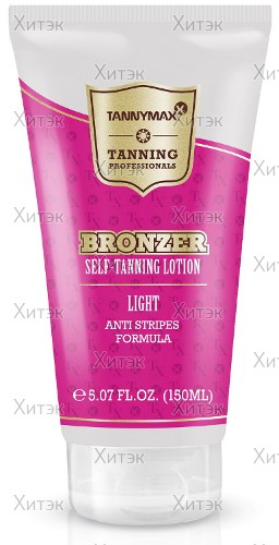 Автозагар Self Tanning Lotion Light (150мл)