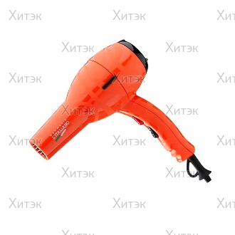 Профессиональный фен LItaliano 2000 Вт оранжевый
