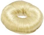 Кольцо светлое для вечерних причёсок (хлопок), 9 см