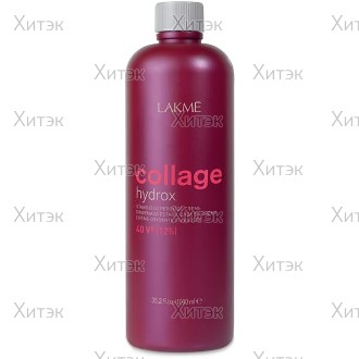 LAKME Крем-окислитель Collage Hydrox 12%, 1000мл