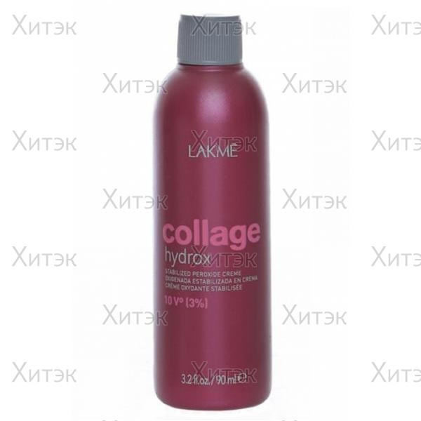 LAKME Крем-окислитель Collage Hydrox 3%, 90мл