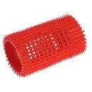 EUROSTIL Бигуди красные, 6 штук в упаковке