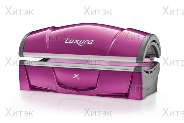Горизонтальный солярий Luxura X3 32Sli Intensive