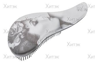 Массажная распутывающая волосы щетка D-MELI-MELO Одри