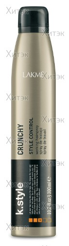 CRUNCHY - Спрей для укладки волос (300 мл)