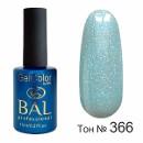 BAL Гель-лак каучуковый 366 Снежная королева, 11мл