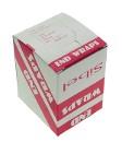 SIBEL Бумага кружевная для хим. завивки 80х55мм, 1000л., белая