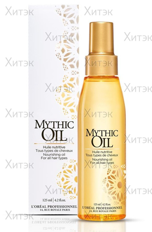 MYTHIC OIL Масло-сияние 125мл