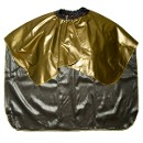 harizma Пелерина для укладки и химзавивки 93х63см коричневая