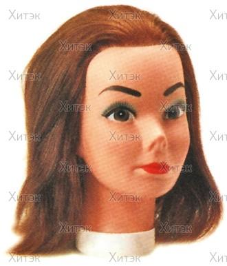 Голова учебная CANDY с волосами длиной 20/35 см