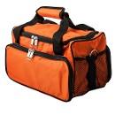 Сумка для инструментов с ремнем на плечо, 32х20х19см, оранжевая