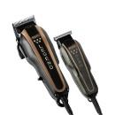 Набор Wahl Barber Combo: машинка Legend и триммер Hero c T-ножом