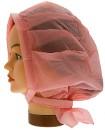 Шапочка для химической завивки PLASTI-CAP VELCRO розовая