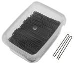 SIBEL Шпильки для волос 70мм бронзовые гладкие, 500г