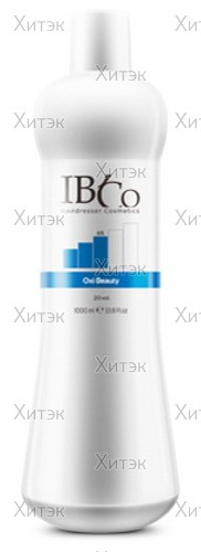 IBCo OXI Beauty  оксидент 20 vol, 1000 мл (6%)