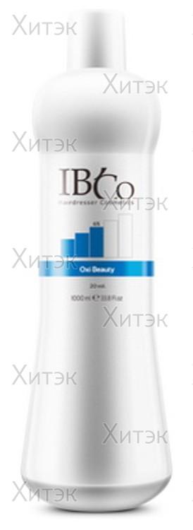 IBCo OXI Beauty  оксидент 20 vol, 1000 мл (6%)